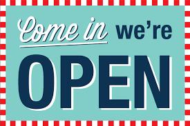 Open 9am - 5pm weekdays 10am - 5pm Saturday 2pm - 5pm Sunday