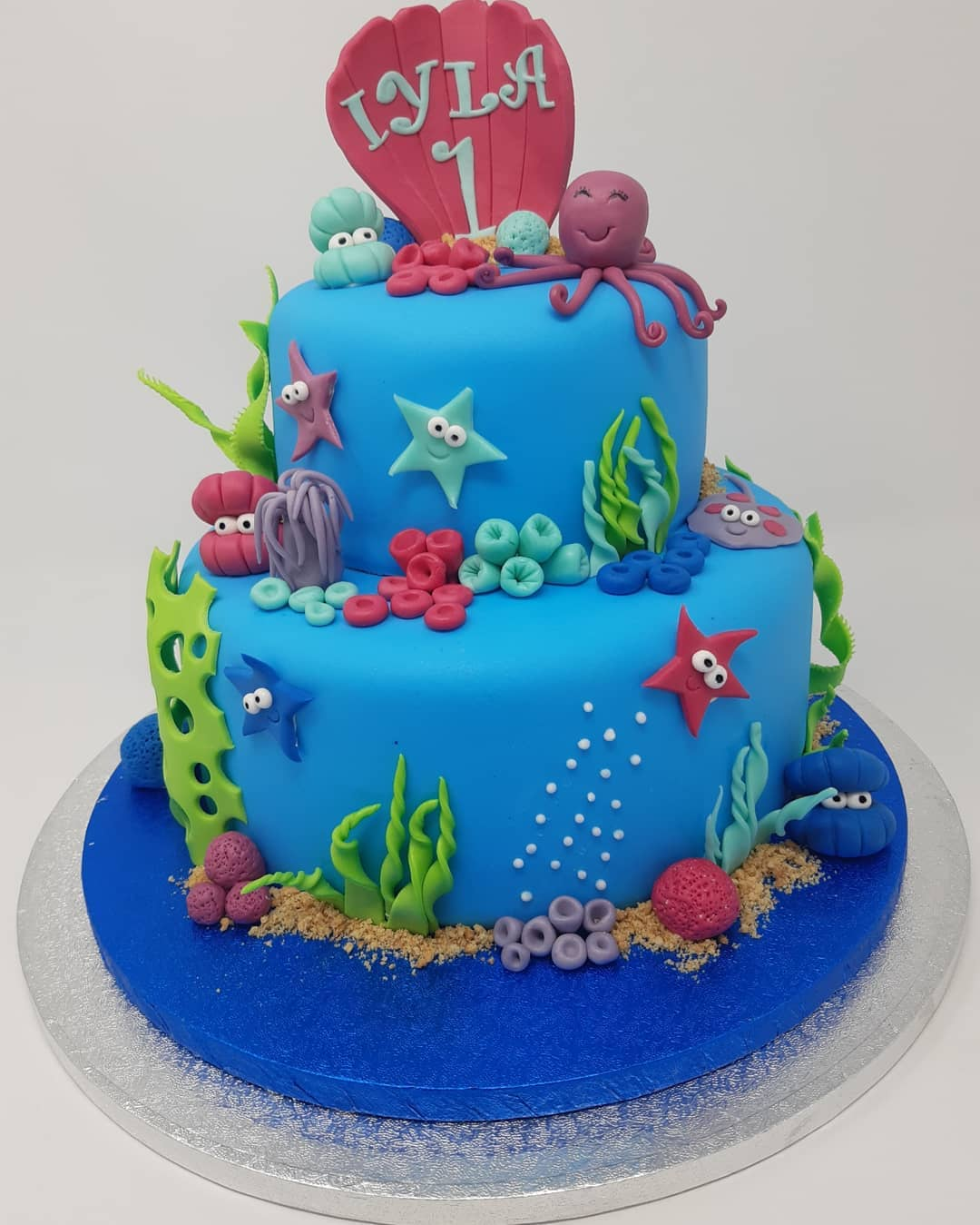 Excellent Order A Cake Personalised Birthday Cards Paralily Jamesorg
